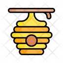 Honeycomb Bee Hive Icon