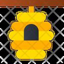 Honey Hive Honey Bee Icon