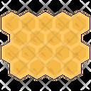 Honeycomb Food Honey Icon
