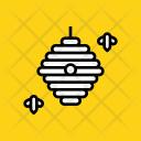 Hive Comb Nectar Icon
