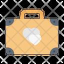 Briefcase Bag Tour Icon