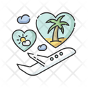 Rest Travel Vacation Icon