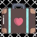 Honeymoon Bag Icon