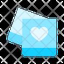 Honeymoon Card Icon