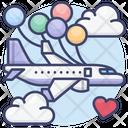 Honeymoon Flight Icon
