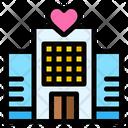 Honeymoon Hotel Hotel Dating Hotel Icon