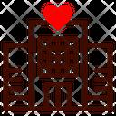 Honeymoon Hotel Icon