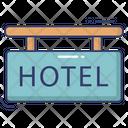 Honeymoon Hotel Hotel Honeymoon Icon