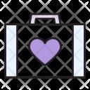 Honeymoon packing Icon