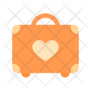 Suitcase Bag Briefcase Icon