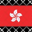 Hongkong Flag Hongkong Flags Icon