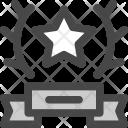 Honor Star Award Icon