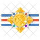 Honor Award Award Gold Icon