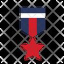 Honour Badge Medal Icon