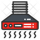 Hood Cooking Kitchen Icon