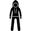 Hood Jacket Icon