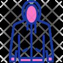 Hoodie Winter Autumn Icon