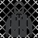 Hoodie Clothing Season Icon
