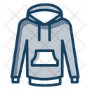 Hoodie Jersey Winter Clothing Icon