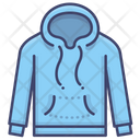 Clothes Hoody Wear Icon