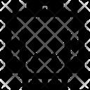 Hoodie Sweatshirt Garment Icon