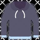 Hoodie Swetshirt Shirt Icon