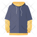 Jersey Sweater Hoodie Icon