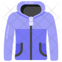 Cloths Sweatshirt Hoodie Icon