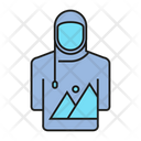 Hoodies Jacket Clothes Icon
