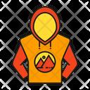 Hoodies Sweatshirts Logo Icon