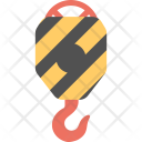 Tags Lifting Hook Icon