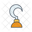 Hook Hand Hook Pirate Hook Icon