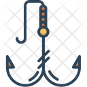 Hook Pothook Hanger Icon