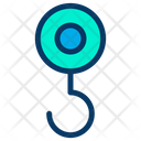 Crane Lifter Lift Package Icon