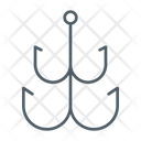 Hook Fishhook Fisherman Icon