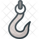 Hook Crain Lift Icon