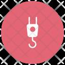 Hook Crane Machine Icon