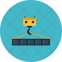 Hook Container Machine Icon