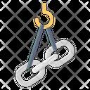 Hook Link Chainlink Hyperlink Icon