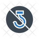 Notallowed Hook Restricted Icon