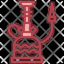 Shisha Hookah Cultures Icon
