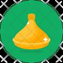 Hookah Base Arabian Hookah Vaporizing Device Icon