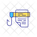 Hooking readers Icon