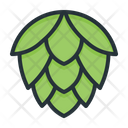 Hop Hops Beer Icon