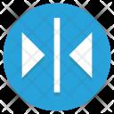 Horizontal Icon