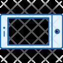 Horizontal Ui Screen Icon