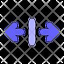 Horizontal-align-center Icon