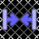 Horizontal-alignment Icon