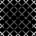 Horizontal arrangement Icon