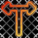 Horizontal Arrow Icon